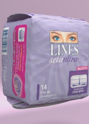 Lines - 3D Packaging