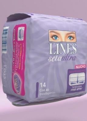 Lines - 3D Packaging
